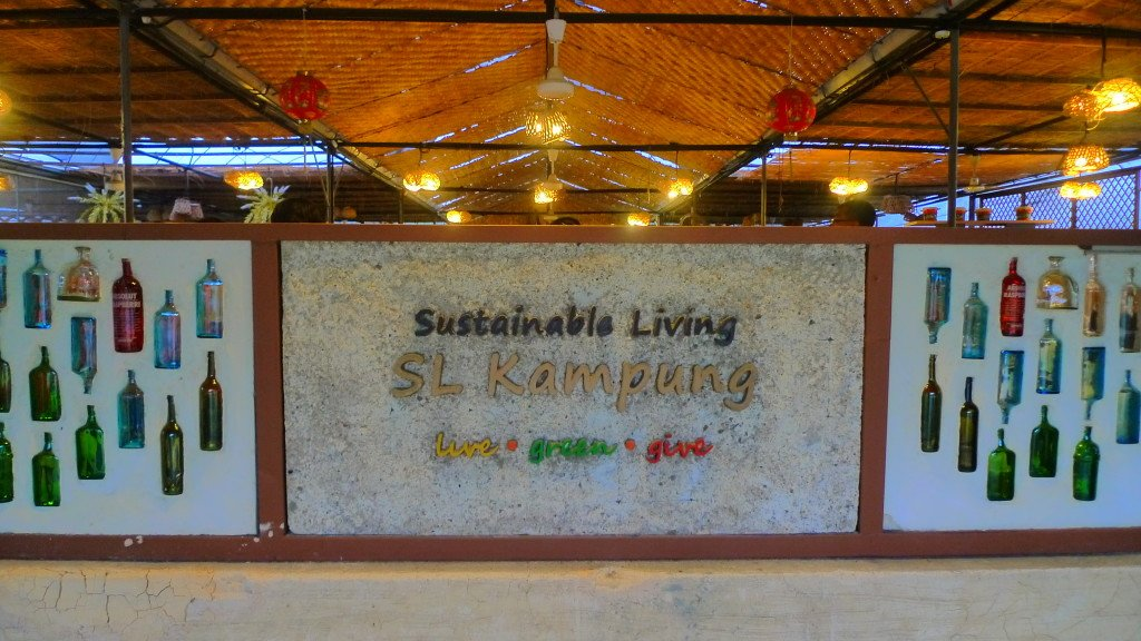 Sustainable Living Kampung