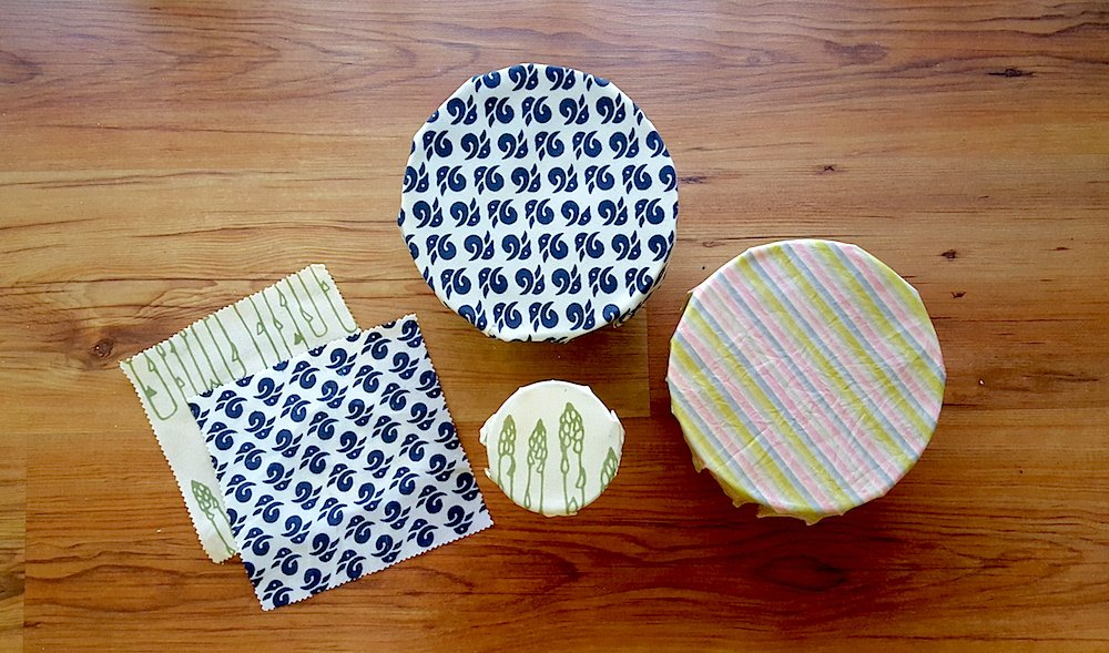 beeswax wraps workshop singapore