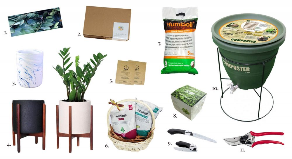 christmas gifts for gardeners 2017