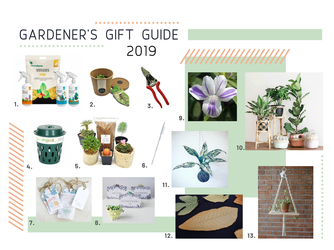 best gifts for gardeners 2019
