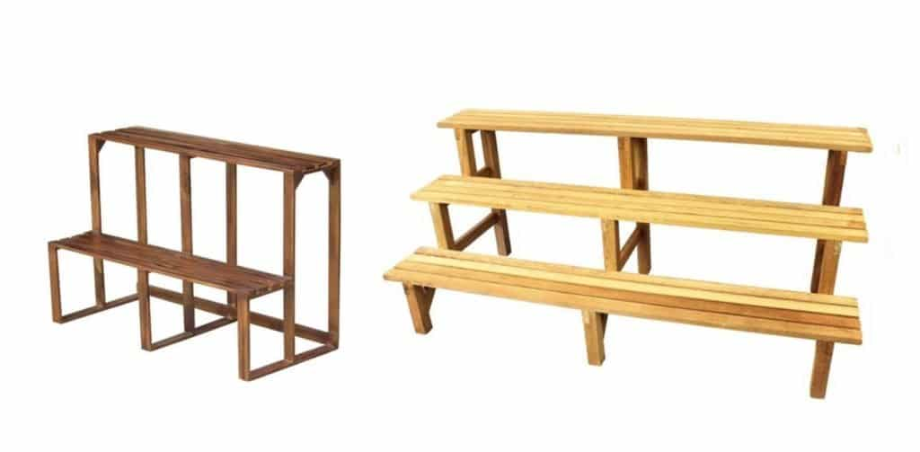 termite resistant wood plant stand singapore