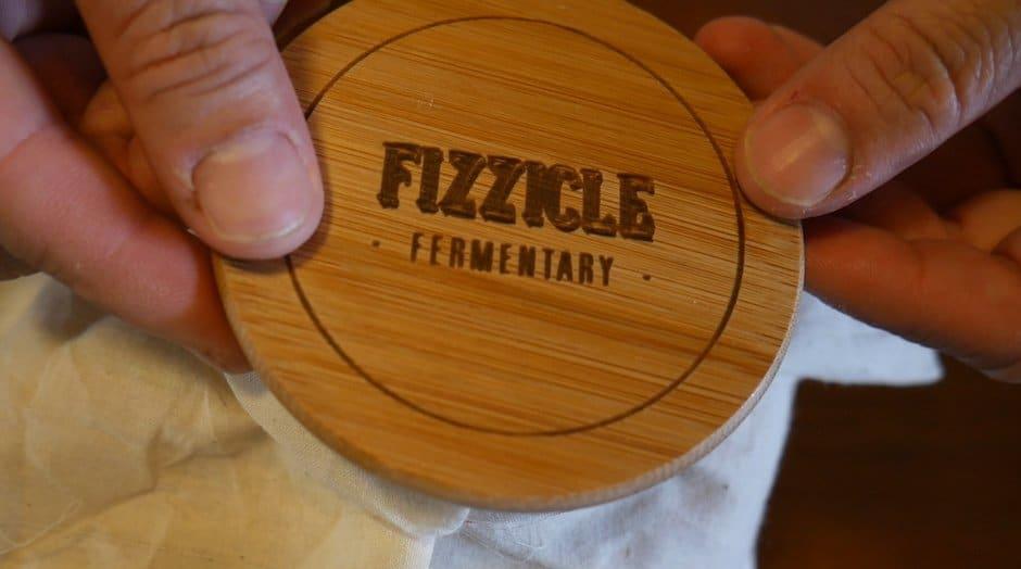 fizzicle kombucha jar